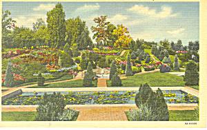 Lincoln,NE, Antelope Park Postcard (Image1)