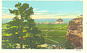 Dome Rock, NE, Postcard (Image1)
