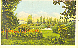 City Park, Alliance  NE, Postcard (Image1)