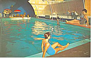 The Empress Hotel Atlantic City NJ Postcard p15600 1962 (Image1)
