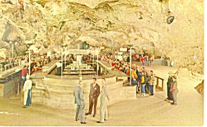 Lunch Room Carlsbad Caverns NM  Postcard p15657 1969 (Image1)