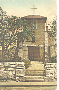 San Miguel Church,Santa Fe, NM  Postcard (Image1)
