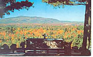 Cathedral of the Pines ,Rindge,NH Postcard (Image1)