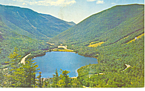 Echo Lake ,NH  Postcard ca 1965 (Image1)