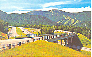 Cannon Mountain Franconia Notch,NH  Postcard (Image1)