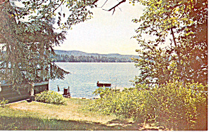 Camp Notre Dame Spofford Nh Postcard P15912