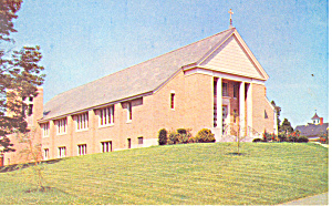 St Christopher S Church Nashua Nh Postcard P15936