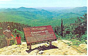 Wildcat Mountain Jackson  NH Postcard p15968 (Image1)