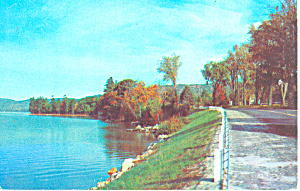 Rumney Depot, NH Postcard 1964 (Image1)