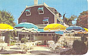 The Bowden Square Southampton L.I  NY Postcard p16030 (Image1)