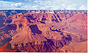 Grand Canyon National Park, AZ Postcard 1963 (Image1)
