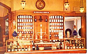 Disneyland  CA Upjohn Pharmacy Postcard p16054 (Image1)