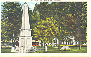 The Plaza St Augustine FL  Postcard p16180 (Image1)