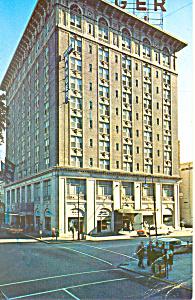 Manger Hotel, Savannah, GA  Postcard (Image1)