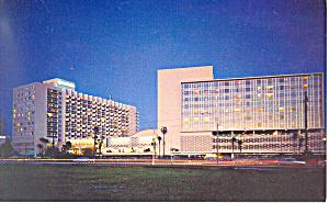 Miami Beach,FL, Americana Hotel Postcard (Image1)