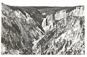 Yellowstone Canyon  Photo (Image1)