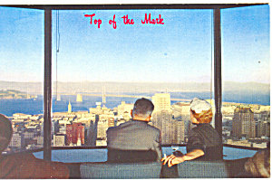 Top of the Mark,San Francisco,CA Postcard (Image1)