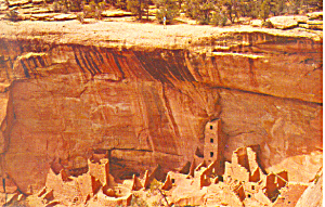 Mesa Verde National Park CO Postcard p16570 (Image1)