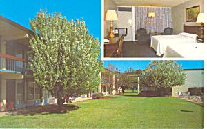 Quality Inn  I 95 Exit 169 Florence SC Postcard p16607 (Image1)