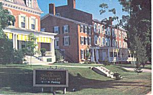 The Middlebury Inn  Middlebury VT Postcard p16617 (Image1)