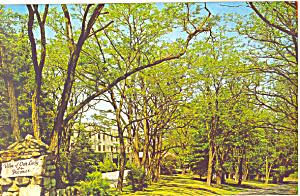 Villa of Our Lady of the Poconos PA Postcard p16639 (Image1)