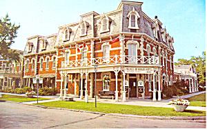 Prince of Wales Hotel Ontario Canada  Postcard p16703 (Image1)