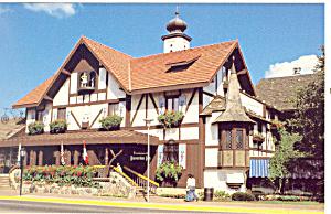 Frankenmuth Bavarian Inn  Michigan  Postcard p16713 (Image1)