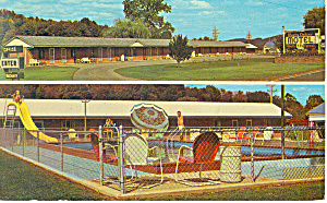 West's Deluxe Motel, Mansfield, PA Postcard (Image1)