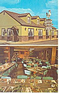 Lancaster County Farm Diner PA Postcard p16857 (Image1)