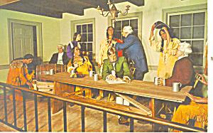 National Wax Museum Lancaster PA Postcard p16862 (Image1)