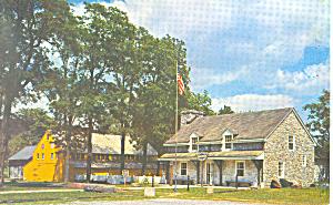 Pennsylvania Farm Museum, PA Postcard (Image1)