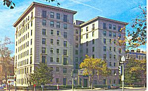 The Jefferson Hotel  Washington DC Postcard p16879 (Image1)