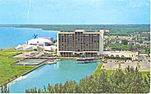 Sarasota Hyatt House Hotel Sarasota FL Postcard p16883 (Image1)
