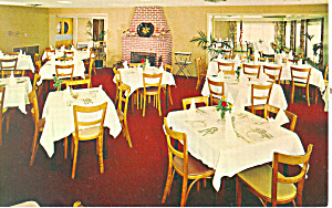 Fireside Restaurant Lebanon PA Postcard p16900 (Image1)