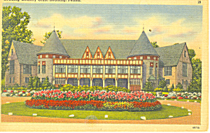 Reading Country Club Reading PA Postcard p16947 (Image1)
