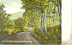 Gale River Road, Bethlehem,NH   Postcard (Image1)