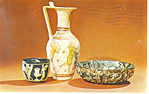 Corning Museum Glass Corning  NY  Postcard p17185 1963 (Image1)