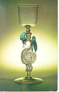 Corning Museum Glass Corning  NY  Postcard p17186 1963 (Image1)