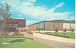 Corning Museum Glass Corning  NY  Postcard p17187 (Image1)