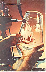Corning Glass Center Corning  NY  Postcard p17189 (Image1)
