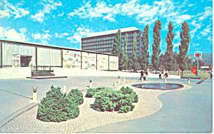 Corning Glass Center Corning  NY  Postcard p17193 (Image1)