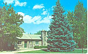 Ukrainian Estate Kerhonkson  NY  Postcard p17199 1978 (Image1)