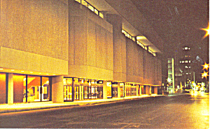 Convention Center Buffalo NY  Postcard p17212 (Image1)