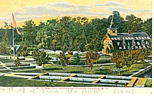 State Fish Hatchery Caledonia NY Postcard p17445 1908 (Image1)