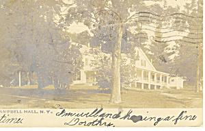 Campbell Hall NY  Postcard p17485 1907 (Image1)