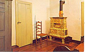Miksch House Winston Salem NC   Postcard p17516 (Image1)