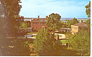 Tryon Palace New Bern Nc Postcard P17544