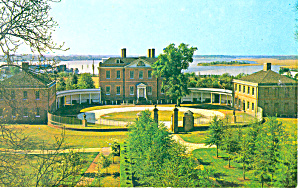 Historic Tryon Palace New Bern Nc P17545