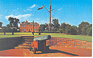 Tryon Palace New Bern Nc Postcard P17546