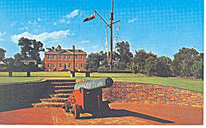 Tryon Palace New Bern NC Postcard p17546 (Image1)